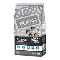 Burns Active Dog Chicken & Rice