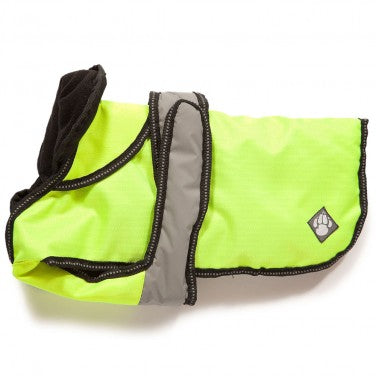 Danish Design 2-in-1 Four Seasons Hi Vis Dog Coat