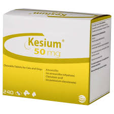 Kesium Tablets for Dogs & Cats 50mg