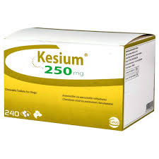 Kesium Tablets for Dogs 250mg