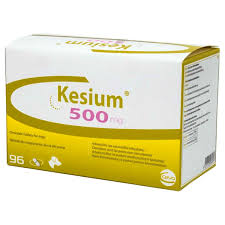 Kesium Tablets for Dogs 500mg
