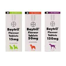 Baytril Flavour Tablets