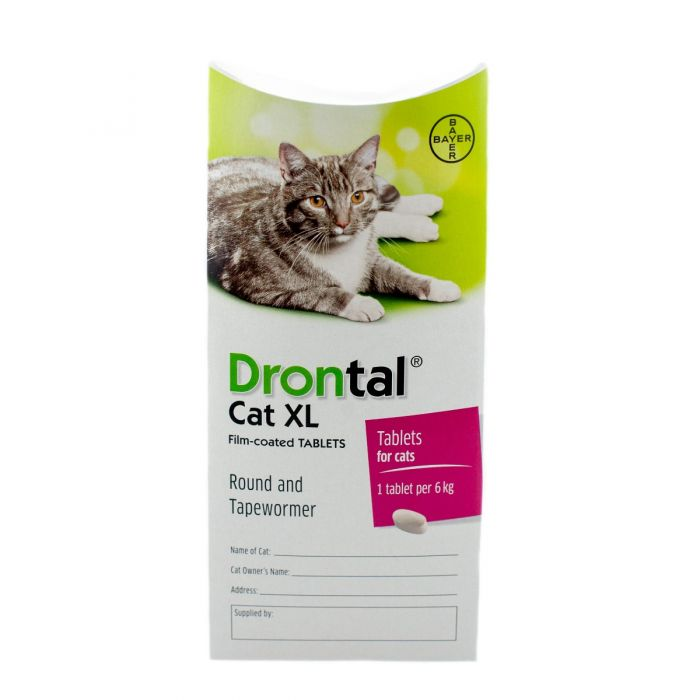 Drontal Cat XL