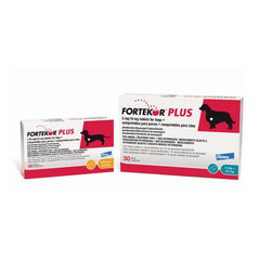 Fortekor Plus Tablets for Dogs