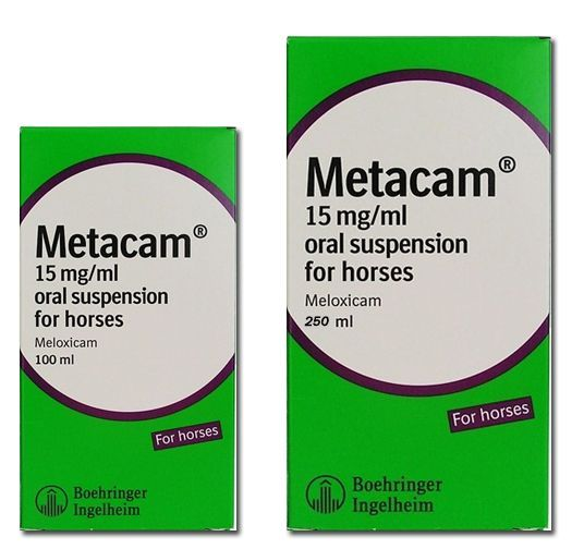 Metacam Oral Suspension for Horses