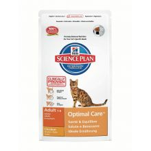 Hills Science Plan Feline Adult Optimal Care Chicken