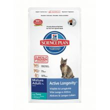 Hills Science Plan Feline Mature Adult 7+ Active Longevity with Tuna