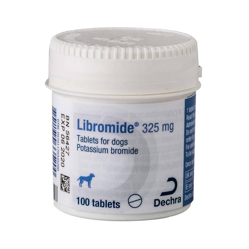 Libromide Tablets for Dogs