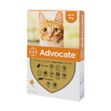 Advocate 40 Small Cat (<4kg)