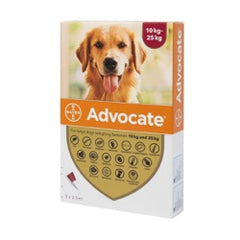 Advocate 250 Large Dog (10kg-25kg)