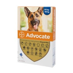 Advocate 400 Extra Large Dog (25kg-40kg)