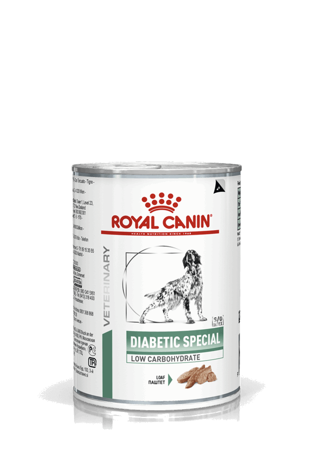 Royal Canin Diabetic Special Canine Wet Tins