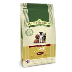 James Wellbeloved Adult Small Breed Lamb & Rice
