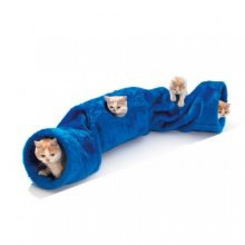 Karlie Cat Rustle Tunnel 136cm