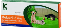 Kelapril Tablets 5mg for Dogs and Cats