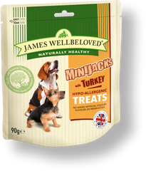 James Wellbeloved Minijacks Turkey