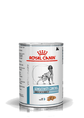 Royal Canin Sensitivity Control Canine Wet Tins Duck