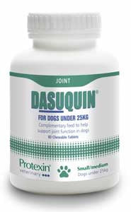 Dasuquin Tablets for Small & Medium Dogs <25kg
