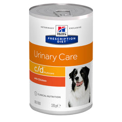 Hills Canine c/d Wet Food