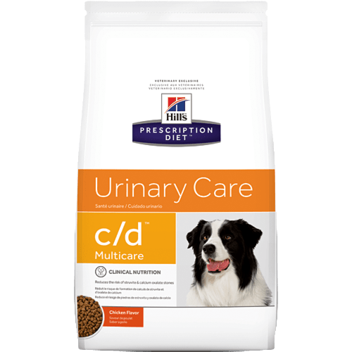 Hills Canine c/d Dry Food