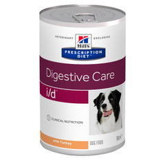 Hills Canine i/d Wet Food with Turkey