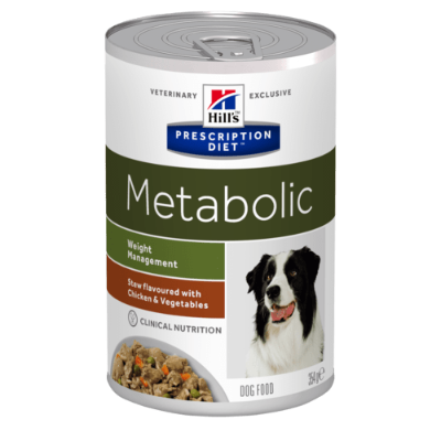 Hills Canine Metabolic + Mobility Stew