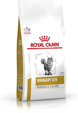 Royal Canin Urinary Moderate Calorie Feline