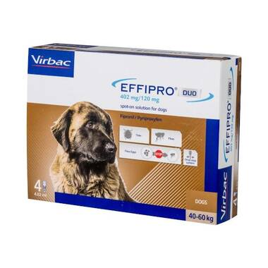 Effipro Duo X-Large Dog 40-60kg