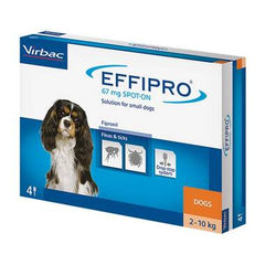Effipro Spot On for Dogs