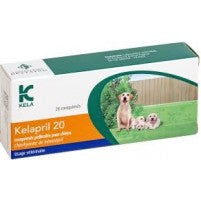 Kelapril Tablets 20mg for Dogs