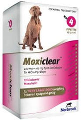 Moxiclear Very Large Dog 25kg-40kg
