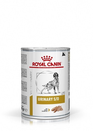 Royal Canin Urinary Canine Wet Loaf Tins