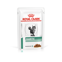 Royal Canin Diabetic Feline Wet Pouches