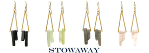 Stowaway Reese Earrings