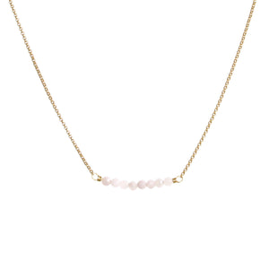 Cari Necklace - Gold