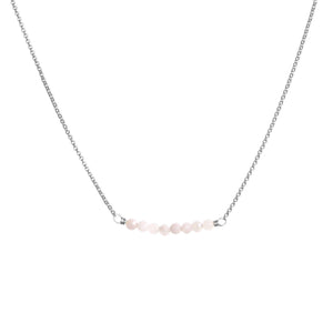 Cari Necklace - Silver