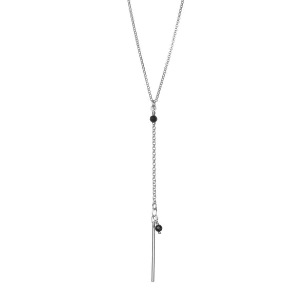 Demi Necklace - Silver