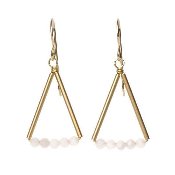 Kaylyn Earrings - Gold