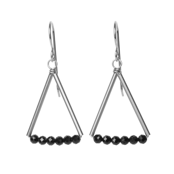 Kaylyn Earrings - Silver