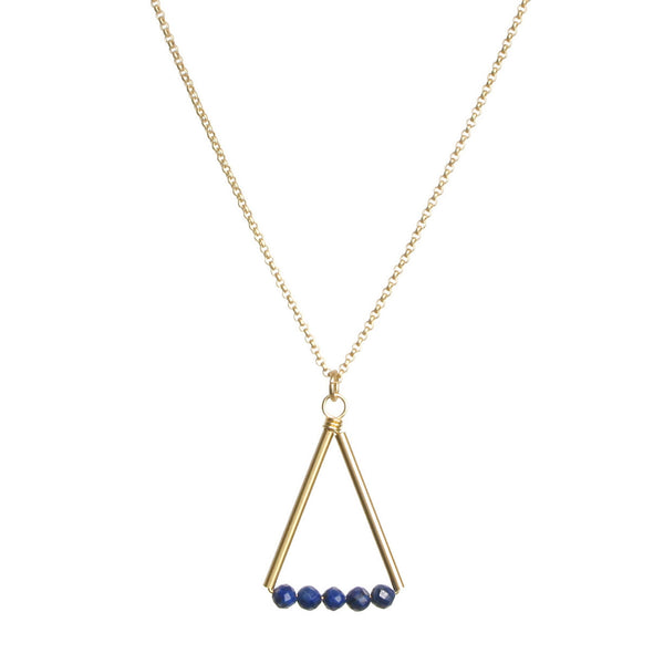 Kaylyn Necklace - Gold