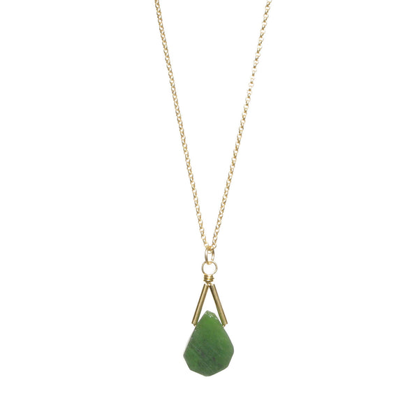 Rio Necklace - Jade