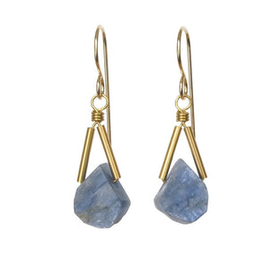 Rio Earrings - Kyanite