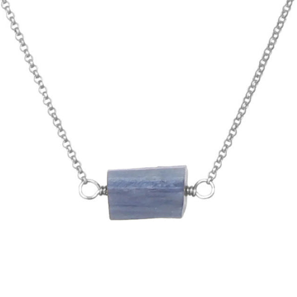 Zeeba Necklace - Kyanite