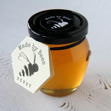 Made by Bees Wildflower Honey Orcio Jar 250 grams