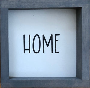 KT Inspired Home 7x25 Signs