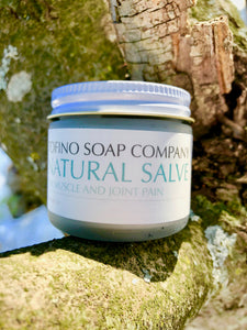 Tofino Soap Company Natural Salve Traditional Remedy