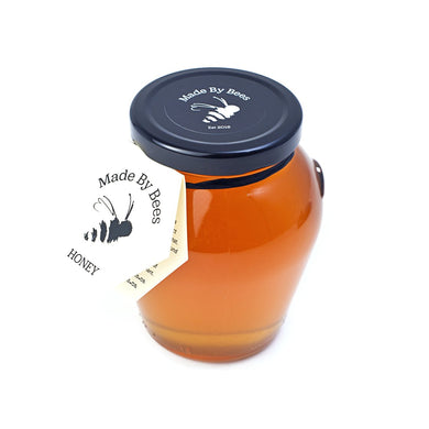 Made by Bees Wildflower Honey Orcio Jar 500 grams