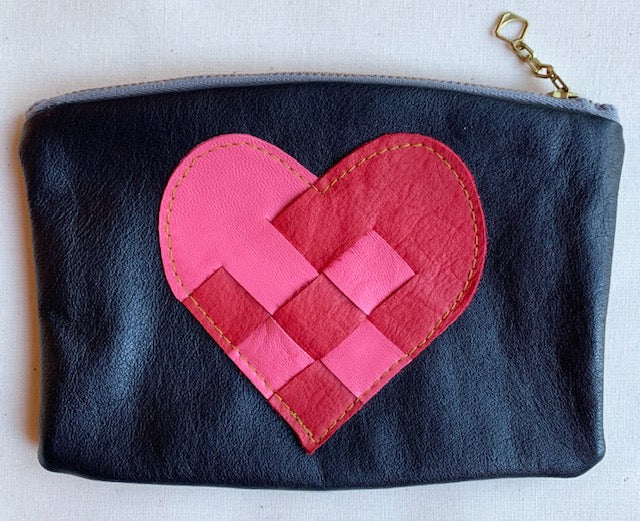 Love Pouch red/pink