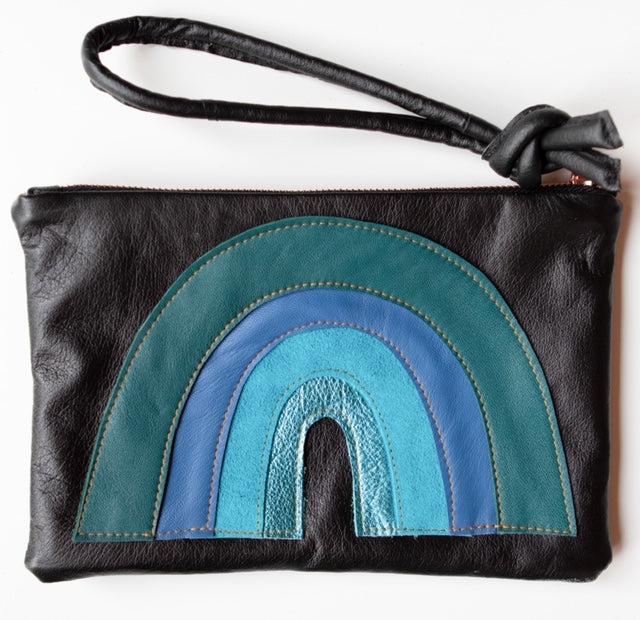 Abundance Clutch Rainbow Blues