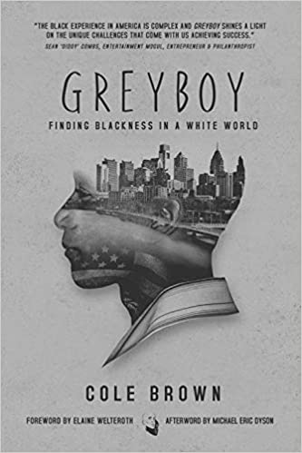 Greyboy: Finding Blackness in a White World Hardcover
